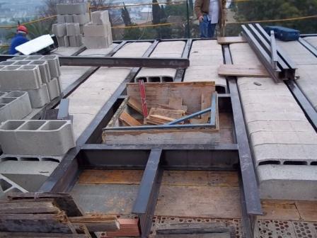 Forjados for Forjado estructura metalica